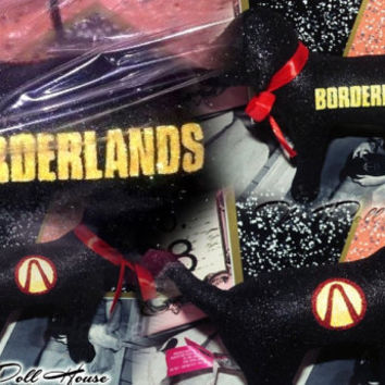 INSTOCK XBOX Borderlands Game Victoria Secret Customized Puppy Dog