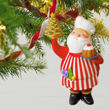 Sweet Santa Club-Exclusive Ornament