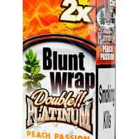 Blunt Wrap Double platinum x2 – Peach Passion