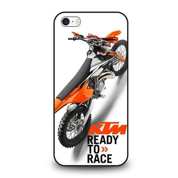 KTM READY TO RACE iPhone SE Case Cover