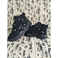 2019 Air Barrage Mid QS Black Sneaker 40-47