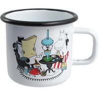 Cups and Mugs - MoominShop Tin Mugs | Free UK Delivery Over £20