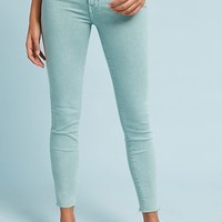 Current/Elliott The Stiletto High-Rise Skinny Ankle Jeans