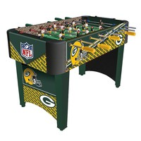 Green Bay Packers Foosball Game Table (Pkr Team)