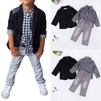 Baby Boys Dress Suits