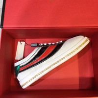 GUCCI Falacer sneaker with crystals