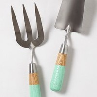Ash Wood Garden Tools by Anthropologie Mint One Size Garden