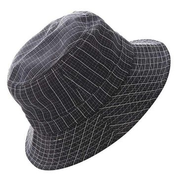 Fashion Plaid Bucket Hats