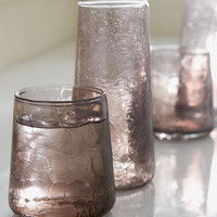 """Crackled"" Drinkware - Horchow"