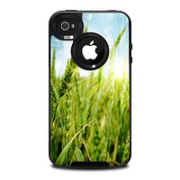 The Sunny Wheat Field Skin for the iPhone 4-4s OtterBox Commuter Case