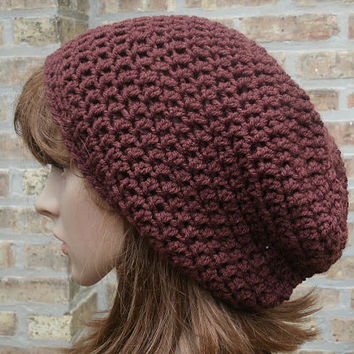 Slouchy Hat - The Eden in Incense - Slouchy Beanie - Womens Hat - Mens Hat - Gaming Hat
