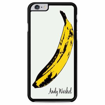 Andy Warhol Banana Painting iPhone 6 Plus/ 6S Plus Case