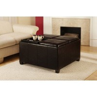 5 Piece Times Square Storage Ottoman
