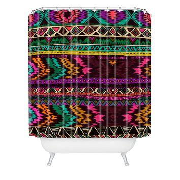 Kris Tate Hamaca Shower Curtain