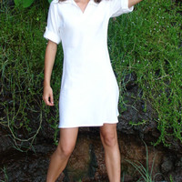 Linen Tunics for Women, Bikini Cover-up in Soft Linen - Island Importer