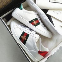 Gucci Fashion Casual Flats Sports Sneakers Shoes G