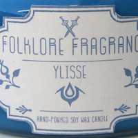 Ylisse - Fire Emblem: Awakening Inspired Scented Soy Candle (Geranium & Birch)