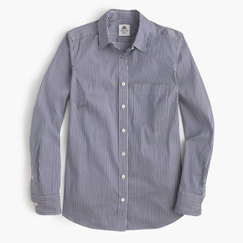 Thomas Mason For J.Crew Stretch Shirt In Stripe