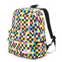 Amazon.com: Icon 14 Inch Laptop Backpack School Bag for Girls Cool Multi-color Womens Backpacks: Computers & Accessories