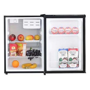 2.4cf Compact Refrigerator Ss