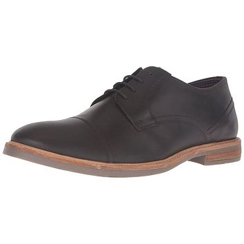 Ben Sherman - Luke Cap Toe Distressed Mens Shoe
