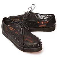 Iron Fist Lovelace Your Face Creeper - Black