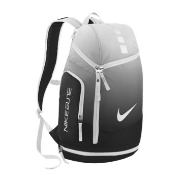 size 40 0cf13 bba4f Nike Hoops Elite Max Air Team iD Backpack (White)