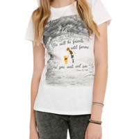 Disney Winnie The Pooh Friends Forever Girls T-Shirt