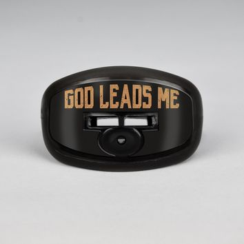 God Leads Me Mouthguard