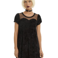Iron Fist Black Cave Creeps Dress