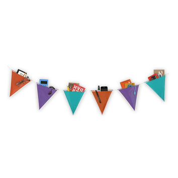 Festive Storage Bunting Flag Banners