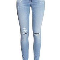 Vaqueros Super Skinny Low