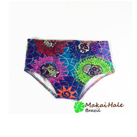 Mens swim trunks - Sugar skull Men swimwear - Sugar skull men swimwear - Sugar skull swim trunks - Sugar skull sunga