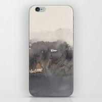 November morning 4 iPhone & iPod Skin by Dream Of Forest