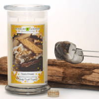 Toasty S'mores Jewelry Candle