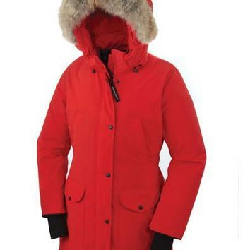 Women's goose down jacket