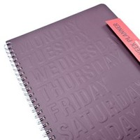 8 Days a Week Planner - Embossed - See Jane Work