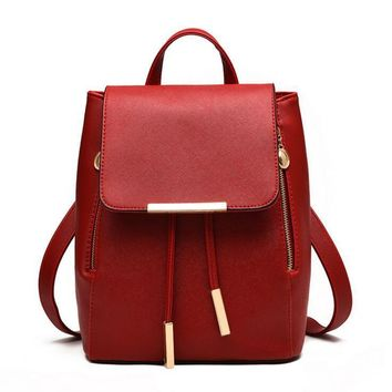 Loshaka Leather Backpacks