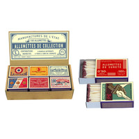 Large Matches | Vintage Style Match Boxes