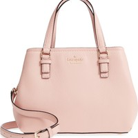 kate spade new york watson lane – small octavia leather satchel | Nordstrom