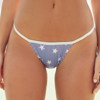 Out From Under Spangled Bikini Bottom   Urban Outfitters