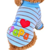 dog clothes for small dogs puppy chihuahua pet clothes