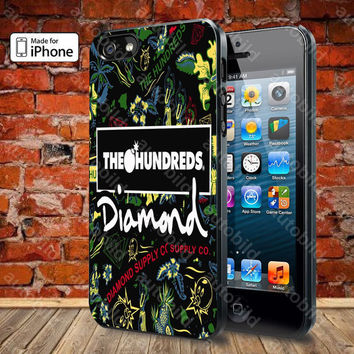The Hundreds Diamond Supply Co Case For iPhone 5, 5S, 5C, 4, 4S and Samsung Galaxy S3, S4