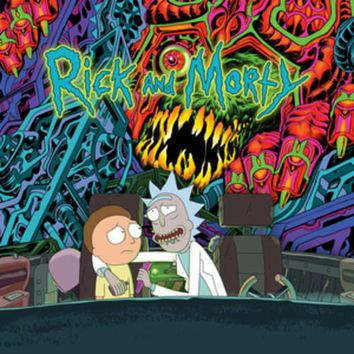 The Rick And Morty Soundtrack LP