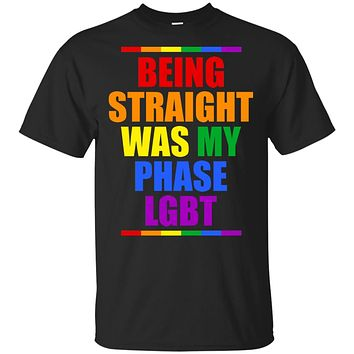 LGBT Pride Being Straight Was My Phase