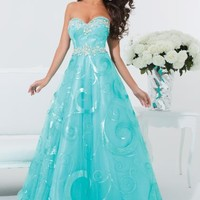 Tony Bowls Le Gala 114543 at Prom Dress Shop