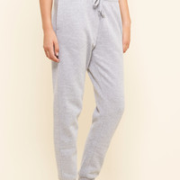 Rad | Woman Jogger - Grey Sweatpants - basically