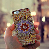 Mandala 2 Case for Iphone 4, 4s, Iphone 5, 5s, Iphone 5c, Samsung Galaxy S3, S4, S5, Galaxy Note 2, Note 3.