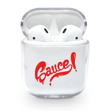 Sauce Airpods Case