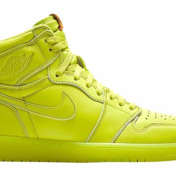 QIYIF Jordan 1 Retro High - Gatorade  Cyber